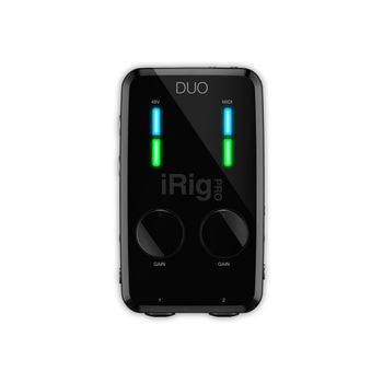 INTERFACE-IRIG-PRO